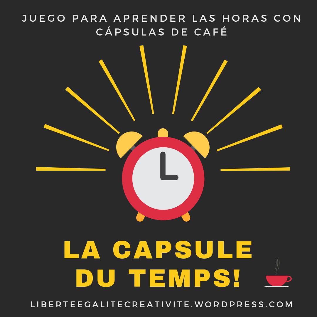 La capsule du temps! (2)