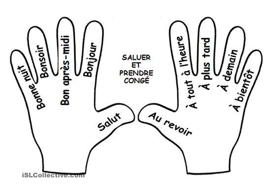 manos saludos