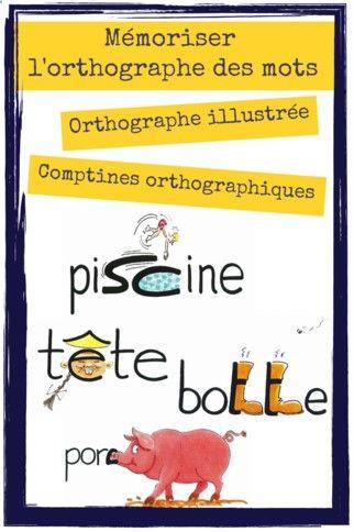 ortographe illustrée