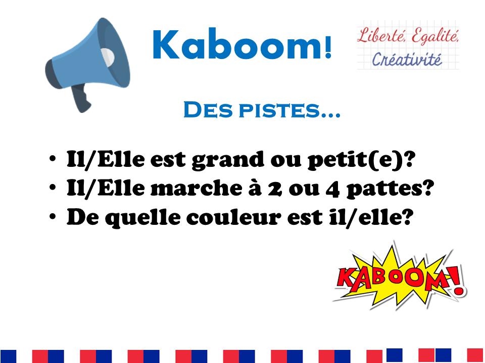 pp kaboom pistas